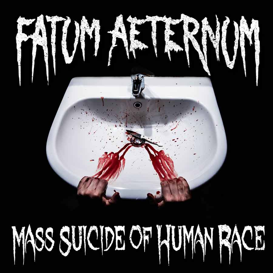 Mass Suicide of Human Race New CD